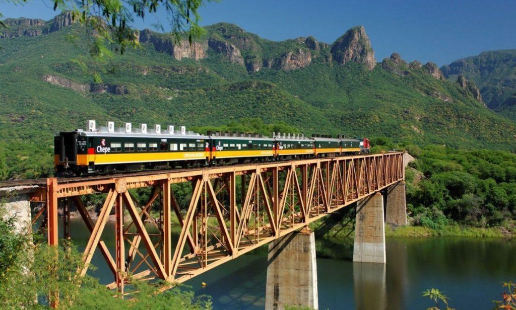 The El Chepe train | Evaneos