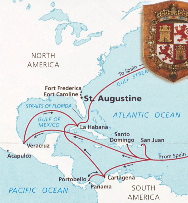 The Spanish route