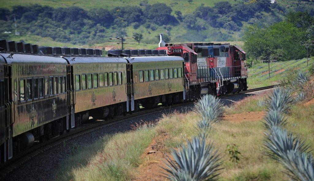 Tequila Train