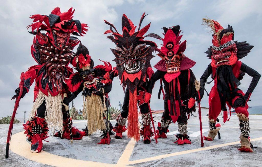 Danza de Diablos y Congos:
