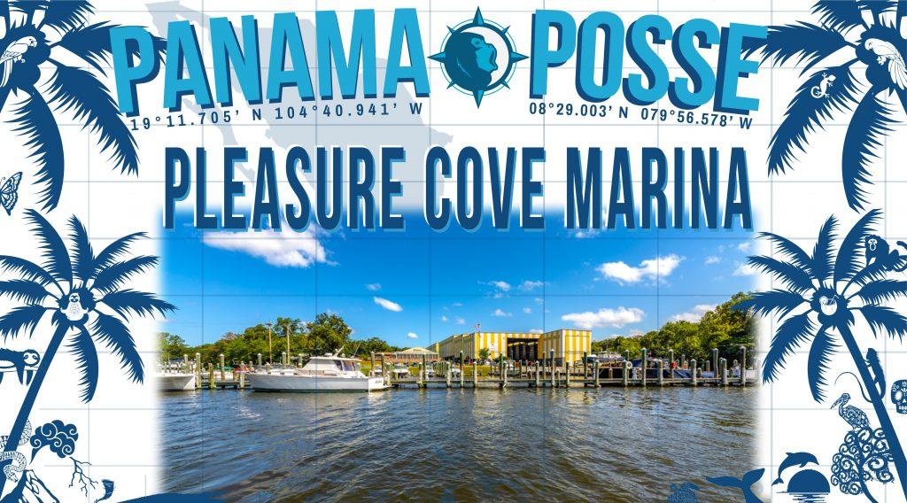 Google Maps Pleasure Cove Marina - Maryland Sponsors the Panama Posse