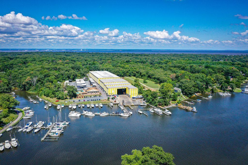 Pleasure Cove Marina - Maryland