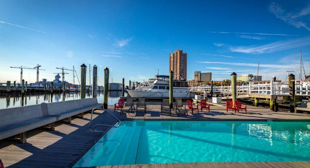 Tidewater Yacht Marina